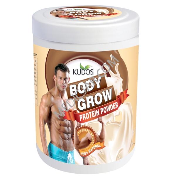 Muscle Gain Protein Powder >> Kudos Body Grow Protein Powder | Body Grow Protein Powder