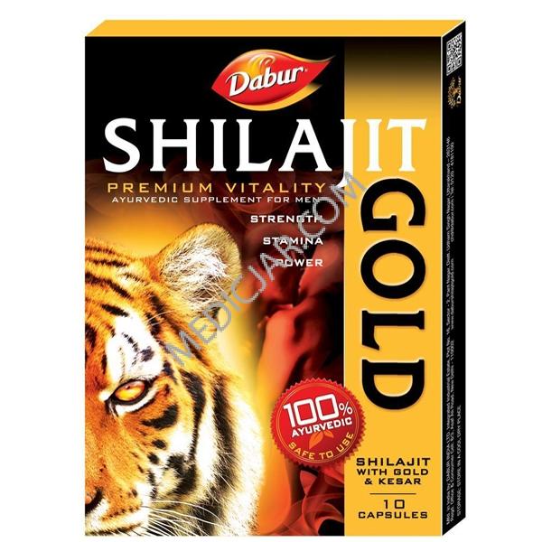 Dabur Shilajit Gold Kesar Shilajit Gold Medicjar Com