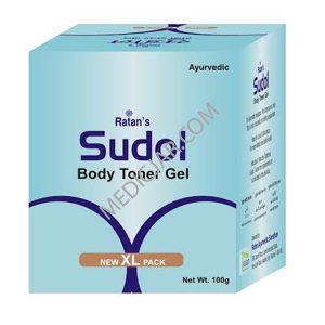 Ratan's Sudol Body Toner Gel (Pack of 2)