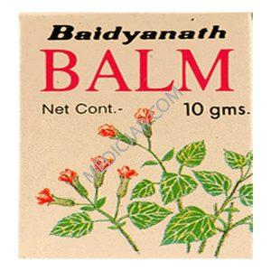 Baidyanath Balm - 10 g