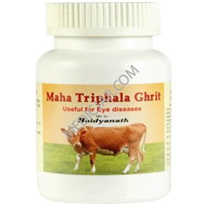 Baidyanath Mah atriphala Ghrita - 100 g