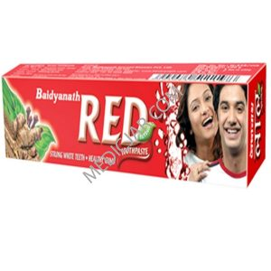 Baidyanath Red Tooth Paste – 100 g