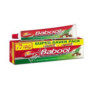 Dabur Babool Toothpaste Super Saver Pack 360 gm
