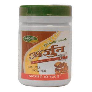 SWADESHI Arjuna Churna – 100 gms