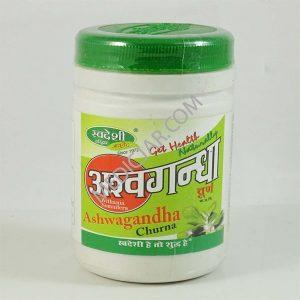 SWADESHI Ashwagandha Churna – 100 gms