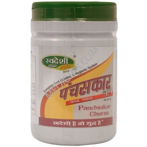SWADESHI Panchsakar Churna – 100 gms