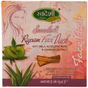 SWADESHI Rupam Face Pack - 100 gms