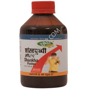 SWADESHI Shankha Pushpi Syrup – 450 ml (Pack of 2)