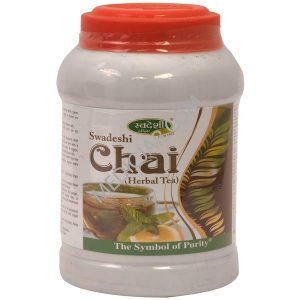 SWADESHI Swadeshi Chai Herbal Tea - 200 gms