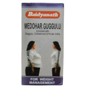 Baidyanath Medohar Guggulu – 2 Pack