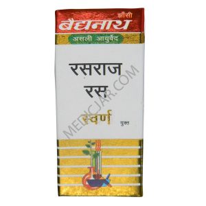 Baidyanath Rasraj Ras Gold