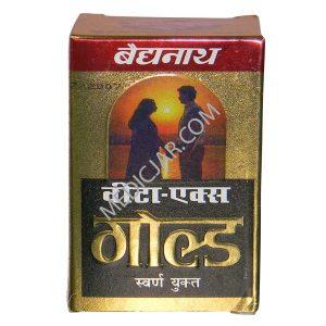 Baidyanath Vita-Ex Gold (20 Caps)