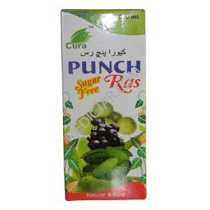Cura Punch Ras