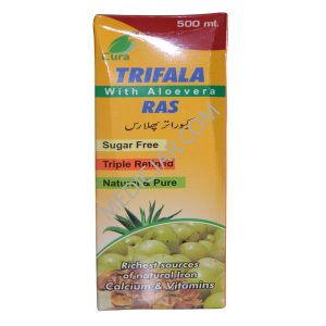 Cura Trifla with Aloevera Ras