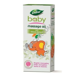 Dabur Baby Massage Oil
