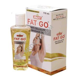 Jolly Fat-Go Anti Cellulite Massage Oil