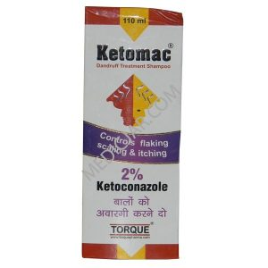 Torque Ketomac shampoo