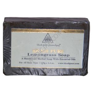 KHADI PURE Lemongrass Soap