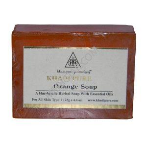 KHADI PURE Orange Soap