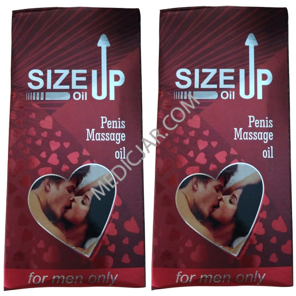 sizeup massage oil